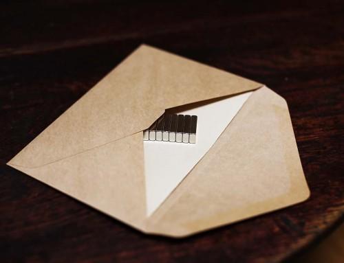 磁石を郵便で送る注意点のまとめ