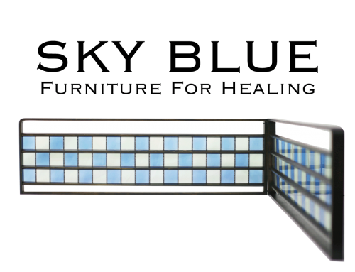 SKYBLUE. Project  Furniture for Healing
